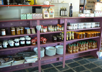 Produce at Desert Rose